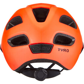 Bontrager Tyro Helm Kinderen, radioactive orange